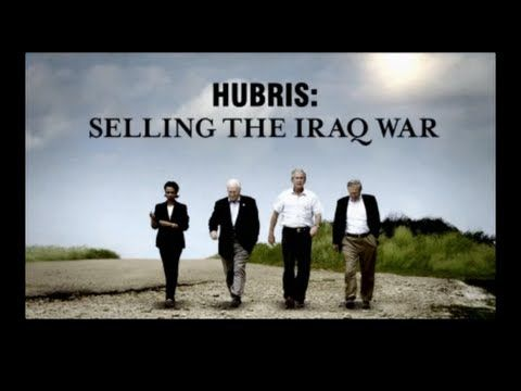 """""""Hubris"""" (Full Film) Iraq War Documentary - Rachel Maddow (02-18-2013) this is a must see. The White House Lied and sent our military to their deaths with a deliberate lie."""
