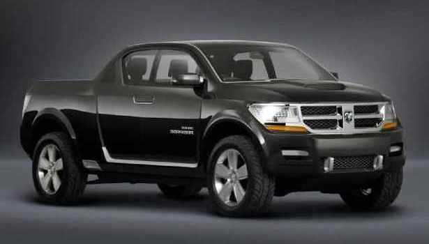 2016 Dodge Dakota - about