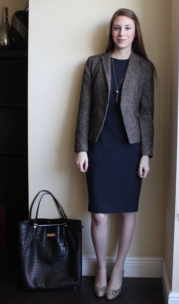 Cool 52 Best Winter Outfits for Work as a Secretary vattire.com/…
