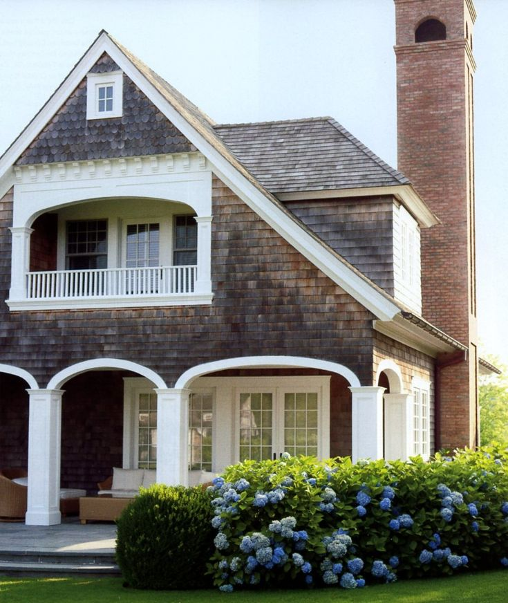 49 Best Shingle Style Architecture Images On Pinterest