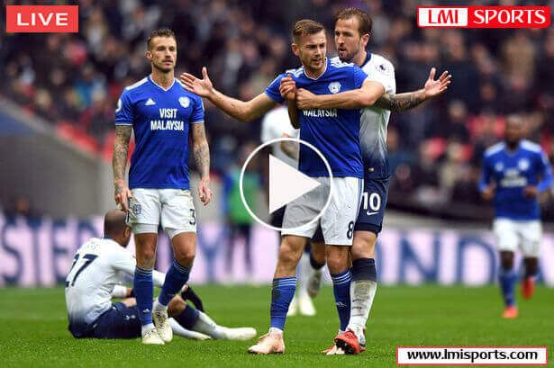 Cardiff City vs Tottenham Hotspur Reddit Soccer Streams Free