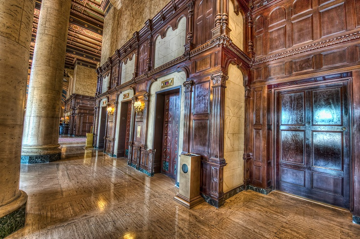 The historic lobby at the biltmore hotel miami fl for 13th floor in hotels history