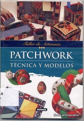 Patchwork Técnica y modelos - Zecatelier - Álbuns da web do Picasa