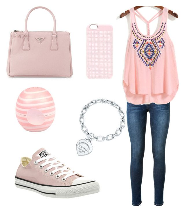 """""""PINK"""" by fallingangelk on Polyvore"""