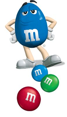 Blue-M-M-m-and-ms