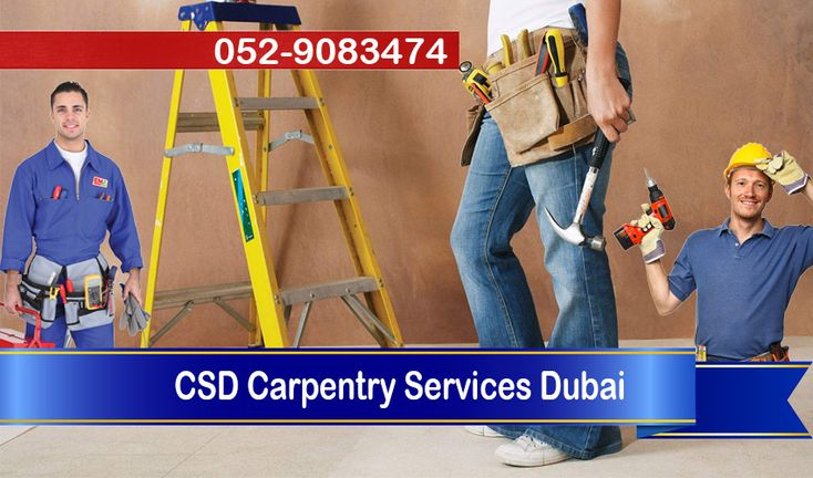 Our Professional Carpenter offer best Wood Work & Partition Making for your office, Apartment & Villa. Call our contractors for Carpentry services Dubai.