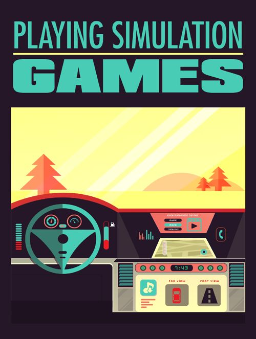Playing Simulation Games eBook.  Get All The Support And Guidance You Need To Be A Success At Simulation Games!....In This Book, You Will Learn:  Simulation Game Basics Research the Game Sites   Choose Your Game Learn the Rules about Money and Advancing What Tasks Have to be Completed? And so much more!  eBook With MRR.