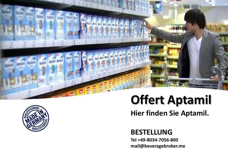 Aptamil market  Offert Aptamil Wir liefern Baby Nahrung von Milupa/Danone Aptamil Produkte Mehr Information +49-8034-7056800 mail@beveragebroker.me