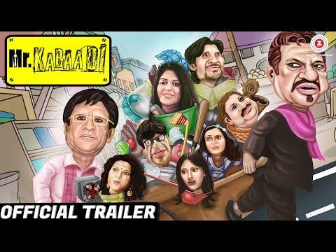 Mr. Kabaadi   Official Trailer   Om Puri, Annu Kapoor, Rajbeer Singh, Kashish Vohra & Anup Jalota