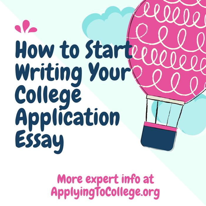 best way start college admissions essay She started off working with him in junior year on applications for summer   instead, we want a college application essay coach who can help him with his  ideas.