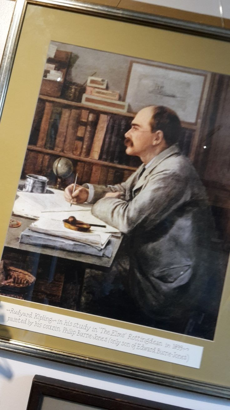 Rottingdean writer