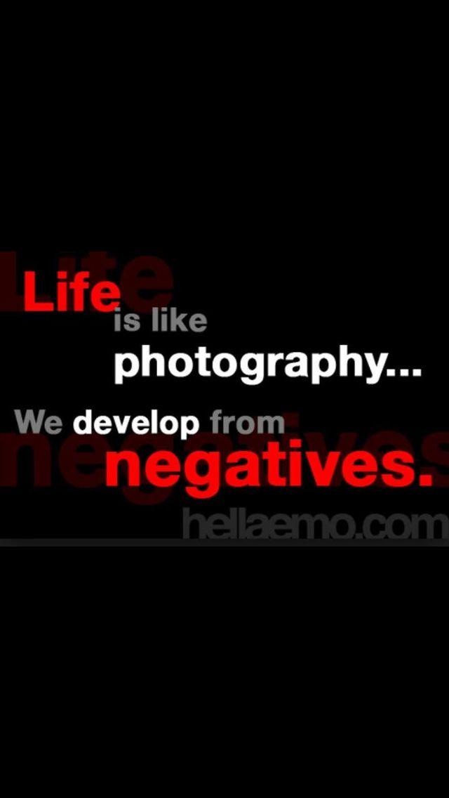 Life = Photography
