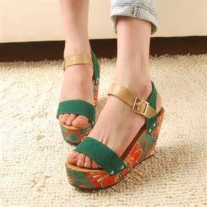 Territorio Nacionai Shoes, wedges - Yahoo Image Search Results