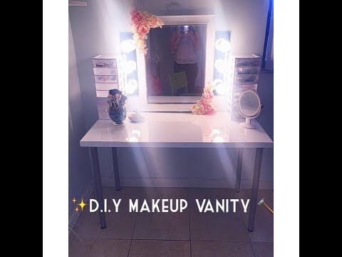 diy vanity light mirror. The 25  best Hollywood mirror cheap ideas on Pinterest Diy makeup table with lights Cheap vanity and