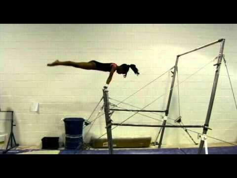 USAG Gymnastics Level 3 Bar Routine Tutorial 2013-2021