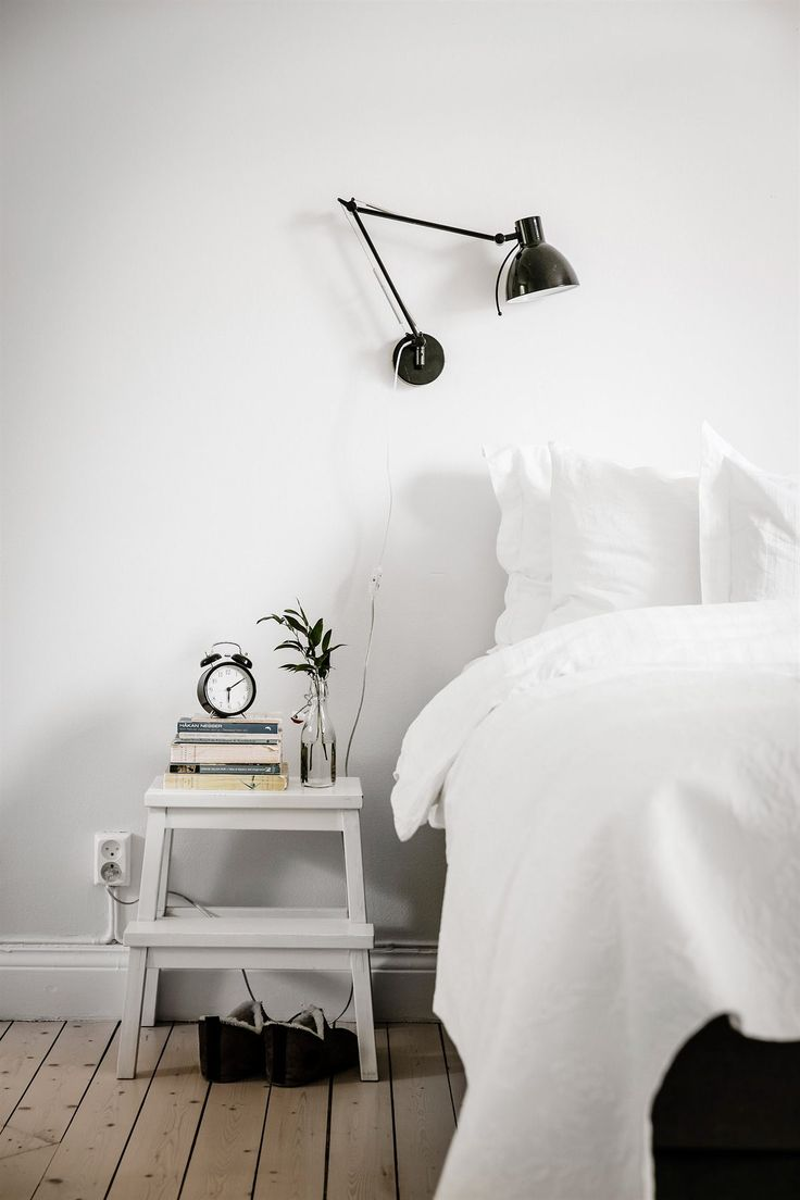 Ikea Bekv 228 M Stool As Nightstand Bedside Table Ikea