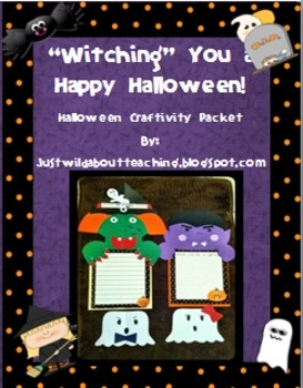 Halloween   {Craftivity}