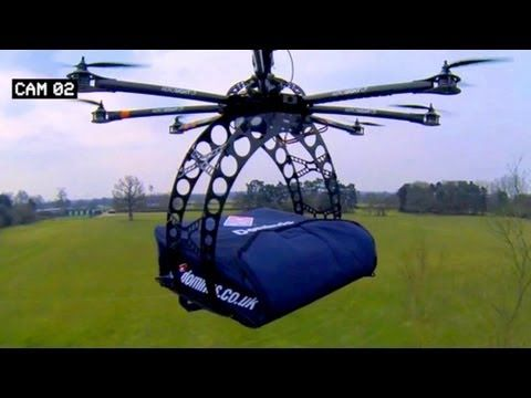 17 Ways Drones Are Changing the World --TheNextWeb