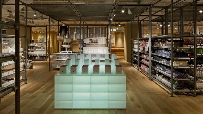 28 best takashi sugimoto super potato design images on for Retail interior design firms