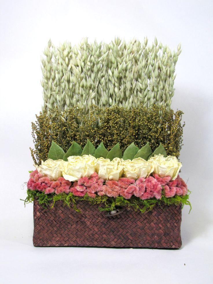 77 best Dried Flower Arrangements images on Pinterest | Board ...