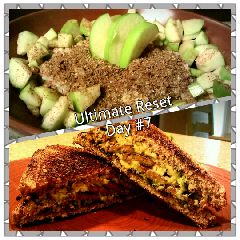 The Fit Life: Ultimate Reset Day #7/21