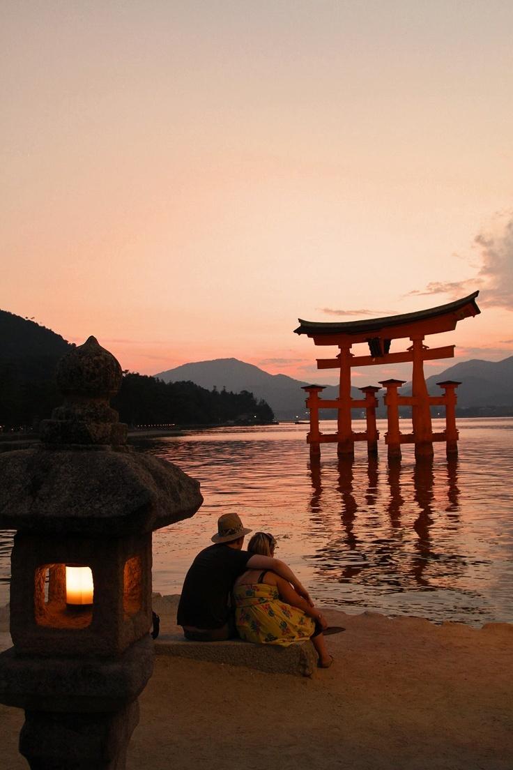 #Itsukushima, #Hiroshima, #Japan http://DirectRooms.com/japan/hotels/hiroshima-hotels/price1.htm