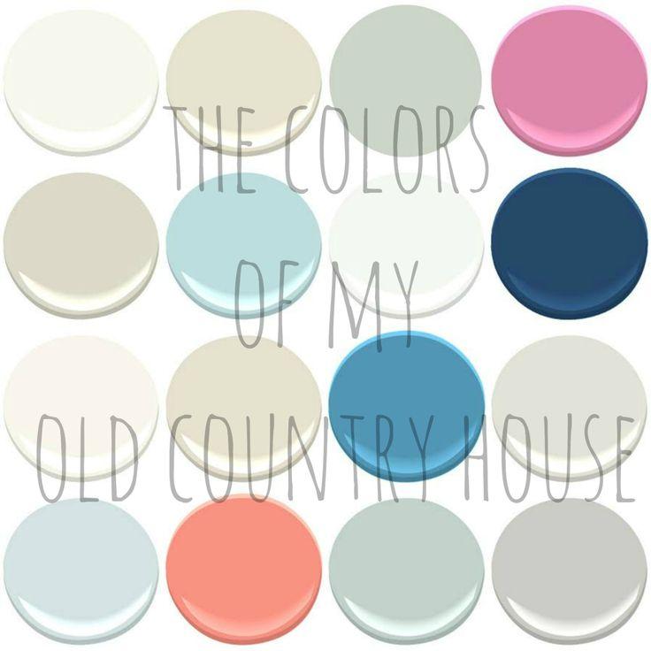 Benjamin Moore Blues: 25+ Best Ideas About Palladian Blue On Pinterest