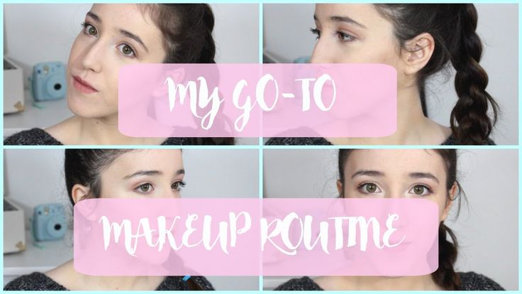 My GO-TO Makeup Routine 2016!