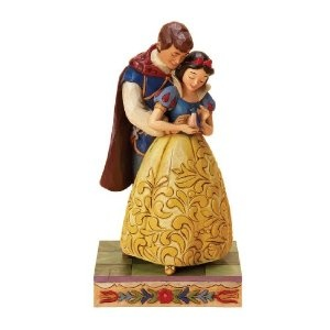 Snow White and Prince Dancing: Jim Shore, Disney Traditional, Disney Princesses, 4015341 Snow, Dance Figurines, Disney Traditions, Cakes Toppers, Snow White, White Figurines