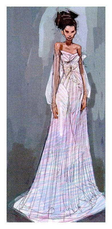 Padme Wedding Gown concept