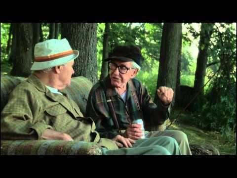 Grumpier Old Men  - Burgess Meredith makes this movie
