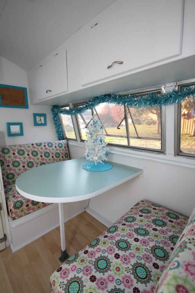 Vintage 1957 Shasta camper