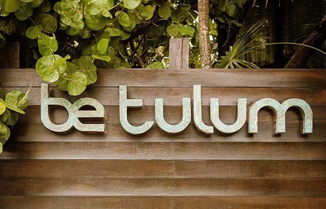 Hotel Be Tulum, Luxury Resort in Tulum