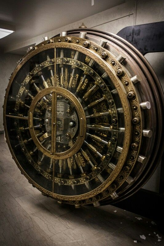 17 Best Images About Bank Vaults On Pinterest Safe Vault