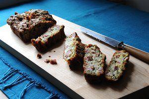 Pigs' Ears Savoury Cake -- Claude Bosi's porky savoury cake recipe with a dash of nostalgia - A taste of home : The Guardian