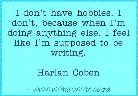 Quotable – Harlan Coben