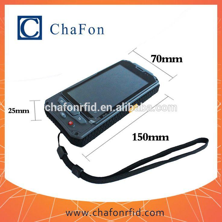 3G wifi 1D 2D barcode reader for file management