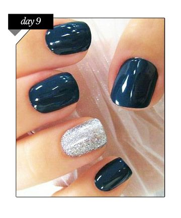 A Touch of Tinsel, Holiday Nails for Every Party This Season