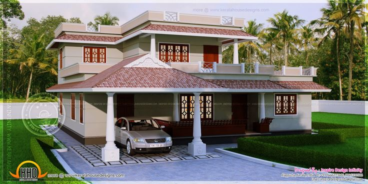 Bedroom kerala style house square yards indian house plans for House bedroom image