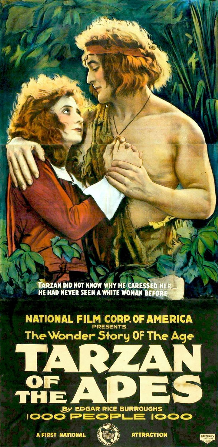 http://ift.tt/2qZXH4Y they used to make a new Tarzan movie almost every year for 40 years.