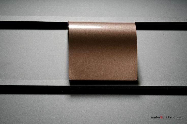 Brown Metallic