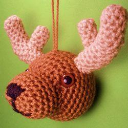 Rory The Reindeer Amigurumi Pattern (FREE)
