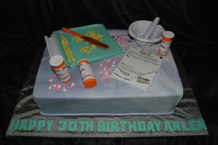Cake Design Ulm : 25+ best ideas about Pharmacy cake on Pinterest Nurse ...