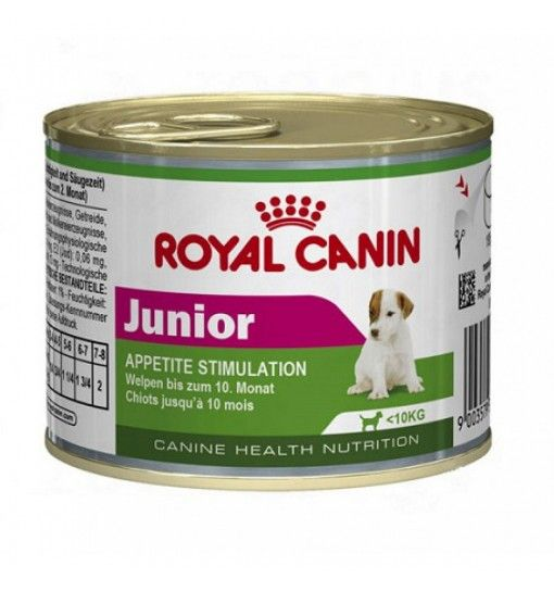 ROYAL CANIN MINI JUNIOR UMIDO 195 GR  #petshouseacerra    1,85 €    Clicca sul link -> https://www.pets-house.it/per-cuccioli/1851-royal-canin-mini-junior-umido-195-gr-9003579311479.html