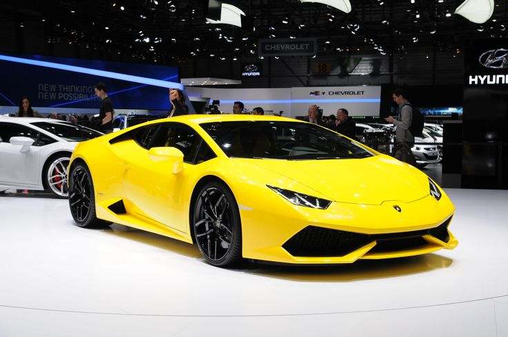Huracán Takes On A Jet, Is Now A Proper Lambo