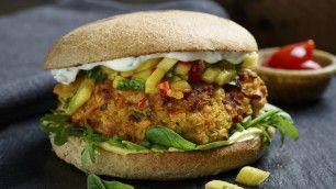 Vegetarburgere - REMA 1000
