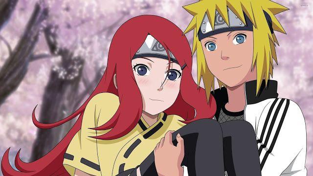 Kushina e Minato | Personagens de Naruto