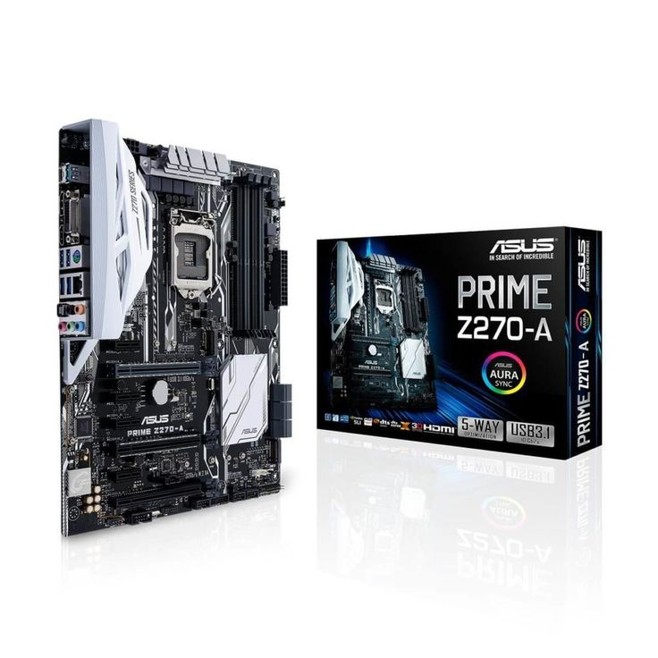 The Asus Prime Z270 motherboard is the perfect choice for this $825 budget gaming PC http://www.buildingagamingpcsite.com/i3-7350k-budget-gaming-pc-build/