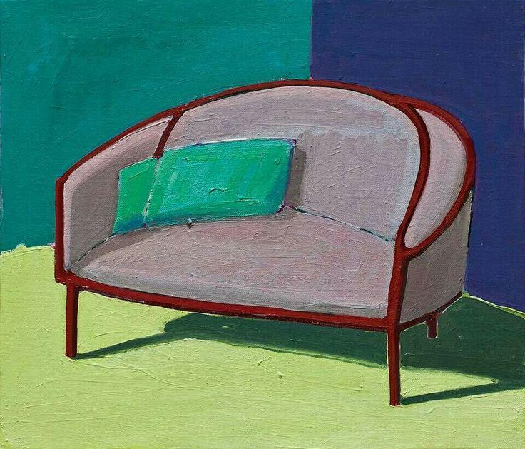 그의 작품을 특색있게 해주는 것은 흔한 이미지가 아니라 발색이 두드러진 색체 효과이다. 여러 가지 색채가 점철되어 화면을 분위기 있는 공간으로 바꾼다. 강렬한 색채와 중간톤의 색채가 적당히 버무려져 마치 저마다의 악기가 손발을 맞춘 잔잔한 실내악처럼 화면을 한층 잔잔하게 만든다.   일상의 사물들, 53.0x45.5cm, Oil on canvas, 2012, 이희현