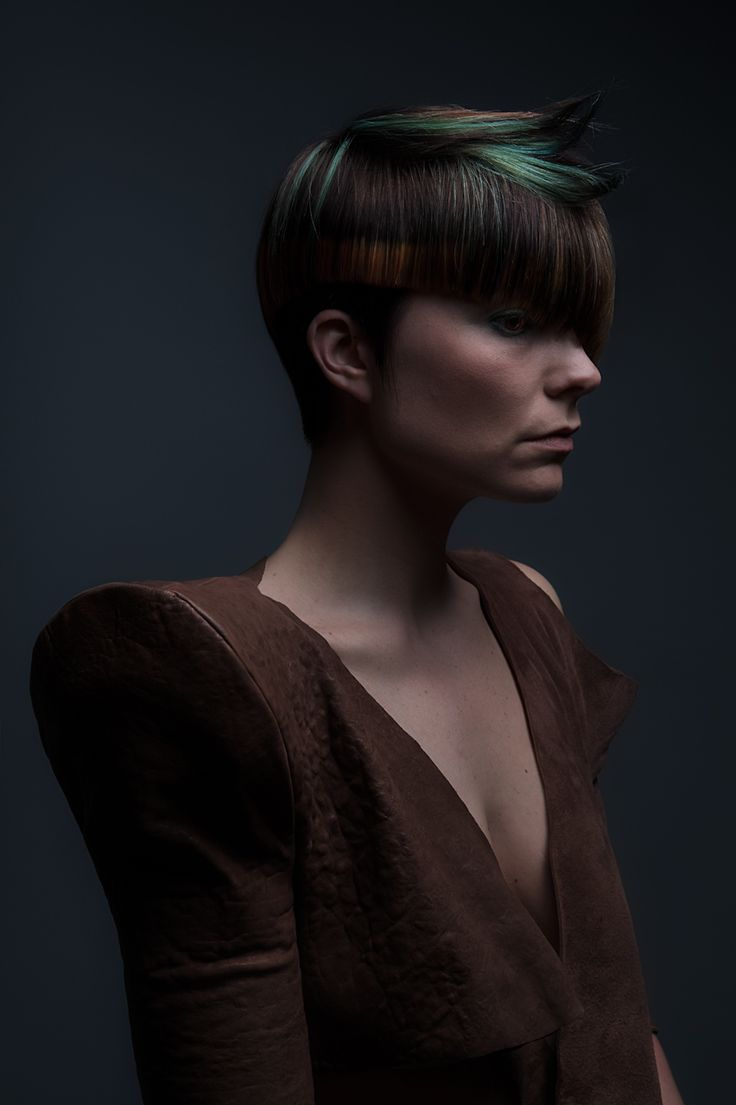 Color Zoom Challenge '13 shoot for Partners Hairstyling by Roos